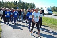 Förgrundsbild till album: Höstpromenaden / Foto Ove Alfredsson